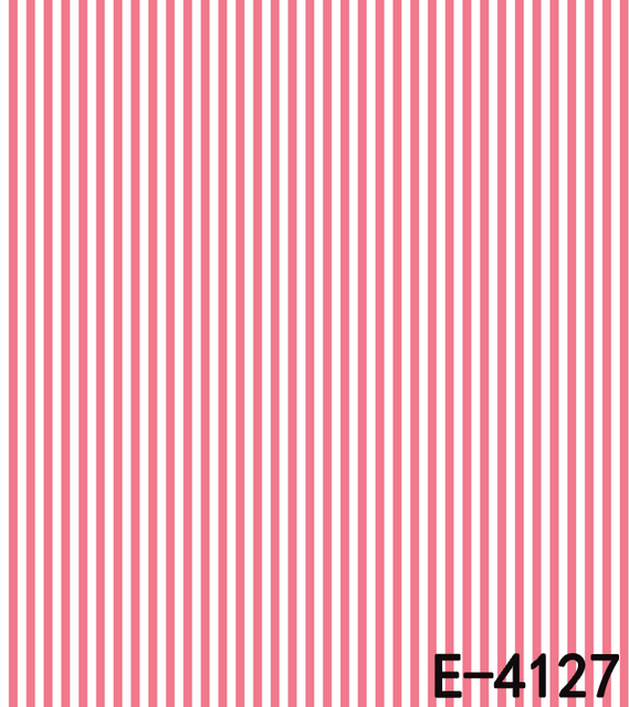 Wholesale Factory Pink Color Stripes Backgrounds For Photo Studio Vinyl Backdrops For Photography Newborn Background E