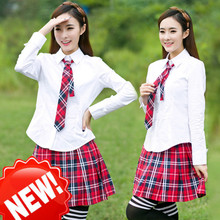 Female school uniforms set new style Japanese male student fashion shirt uniform suit jk sailor