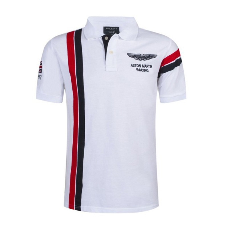 Air Force No. 1 High Quality Embroidery Men's   Polo   Shirt Cotton Eden Park Homme Brand   Polo   Shirts Large Size M-6XL;YA238