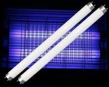 Tubo de bombilla de repuesto UV BL T8, 10 W, 20W, trampa para moscas y mosquitos, 2x10 vatios, 365nm, 2 unidades