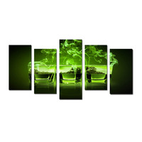 Frameless Picture Painting Wall Digital Canvas Posters And Prints Modern Wall Hangings Pop Art Abstract Wall