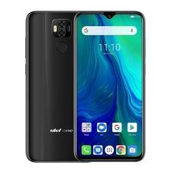 Перейти на Алиэкспресс и купить ulefone power 6 mobile phone android 9.0 6.3дюйм.fhd helio p35 octa core 4gb+64gb 16mp face id gps positioning 4g smartphone 6350mah