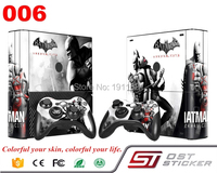 Bat Man Pro Gamer Cover Decal For Xbox 360 Skin Sticker For Xbox 360 E Console