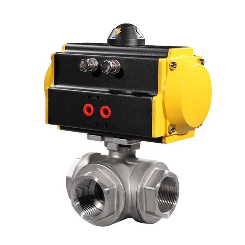Valve Ball Air Operated