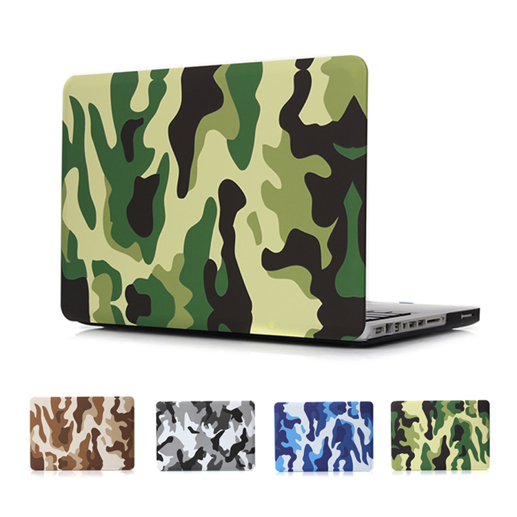 2016 newest Camouflage Laptop Case Cover for MacBook Air 11 air 13 pro 13.3 pro retina 13 pro 15 pro retina 15