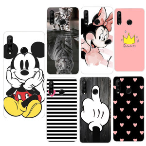 For Huawei P30 Lite Case Soft Silicone TPU Phone Case Cover for Huawei Mate 20 P 40 P20 Lite Pro P40 Lite E P30Lite P30Pro Para(China)