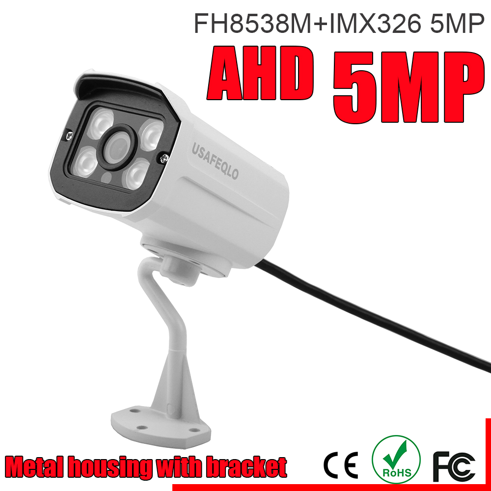 imágenes para 5MP FH8538M IMX326 AHD AHD Cámara de Vigilancia Cámara Impermeable Al Aire Libre 2560 H) x2048 (V) control UTC apoyado Con IR Cut Filte