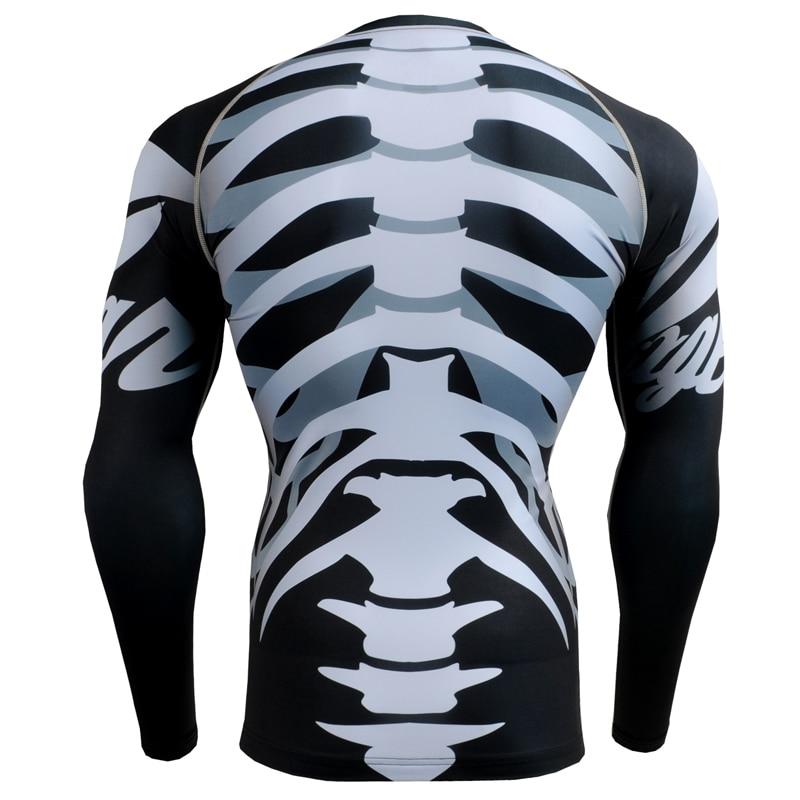 FIXGEAR CFS Skin-tight Compression shirt under gym training  fitness A