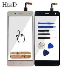 Мобильный сенсорный экран планшета переднее стекло замена highscreen панели для xiaomi 4 m4 mi4 заменить клей объектив датчик