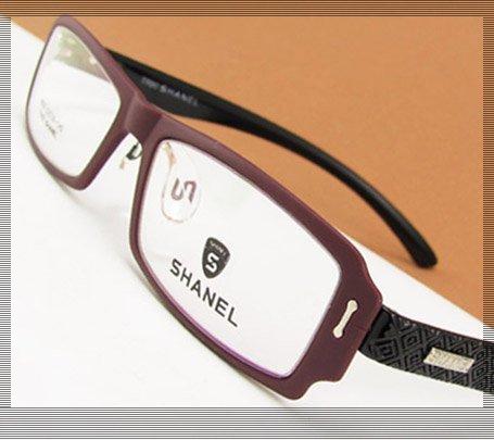 Marrón y Negro Ultra Estrecho Ligera montura Completa de la Prescripción Óptica MARCOS de ANTEOJOS Mujeres de Los Hombres Gafas RX Spectacle Eyewear SN8806