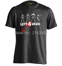 Left 4 Dead 2 Mens & Womens Fashion Casual Summer Cotton T shirt