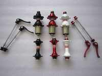 ノバテック A271SB/F372SB A271SB F372SB 道路自転車ハブ 20/24 穴黒、赤、白フロント & リア 9/10 /11 4s w/QR 串バイクパーツ