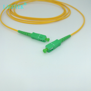 Image 5 - 10 יח\שקית SC APC 3M סימפלקס מצב סיבים אופטי תיקון כבל SC APC 2.0mm או 3.0mm FTTH סיב אופטי כבל מגשר