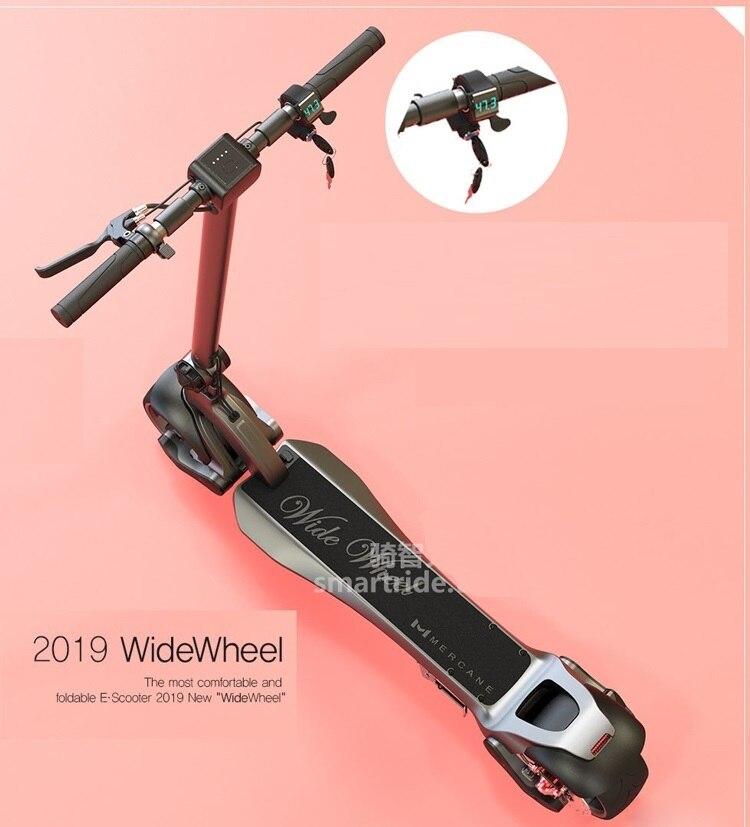 Electric-Skateboard-for-Widewheel-500W-Two-Wheel-Electric-Scooters-48V-Wide-Wheel-Dual-moter-scooter