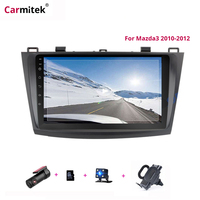 2G + 32G 4G SIM 2 Din Android 9 inch Car multimedia no dvd player GPS For Mazda 3 mazda3 2010 2011 2012 car radio stereo