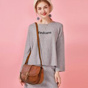 Image 3 - Модная сумка через плечо AFKOMST и маленькая сумка кошелек для женщин, винтажная Сумка седло и сумка через плечо высокого качества CT20154