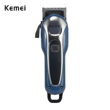 Kemei-1995 Hair Clipper Professional Hair Trimmer For Men Beard Electric Cutter Hair Cutting Machine Haircut Cordless Clipper стоимость