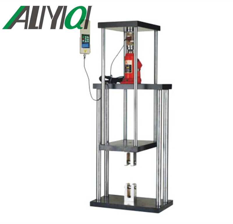 Large load manual hydraulic test stand(ALR 20T)-in Testing