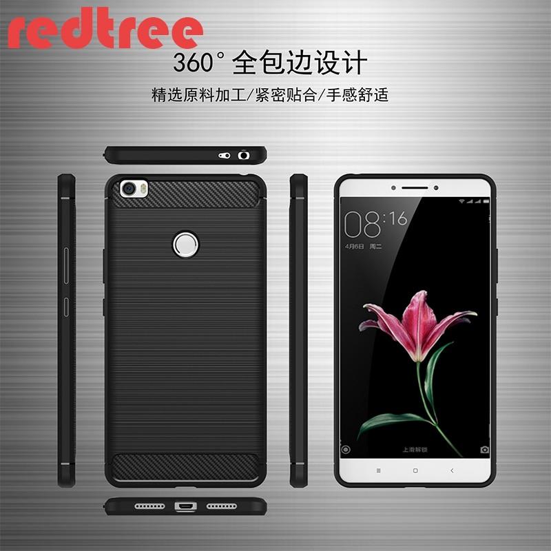 Xiaomi mi max 2 case Luxury silicone cool PU Protective