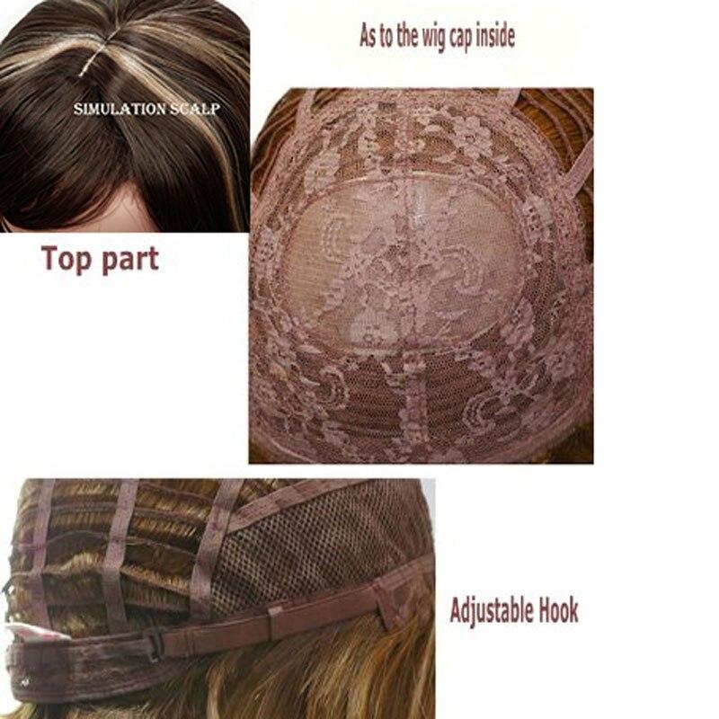 с-noilite короткие прямые парики для женщин