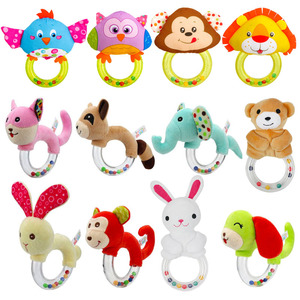 Baby Toys 0-12 Months Animal S