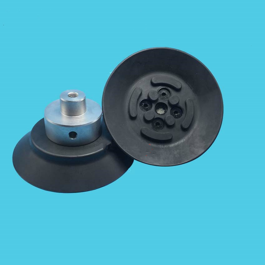 Gas pneumatic industrial heavy duty chuck out PAT - 150 PA - 120, 150, 200 CHELIC vacuum suction cups