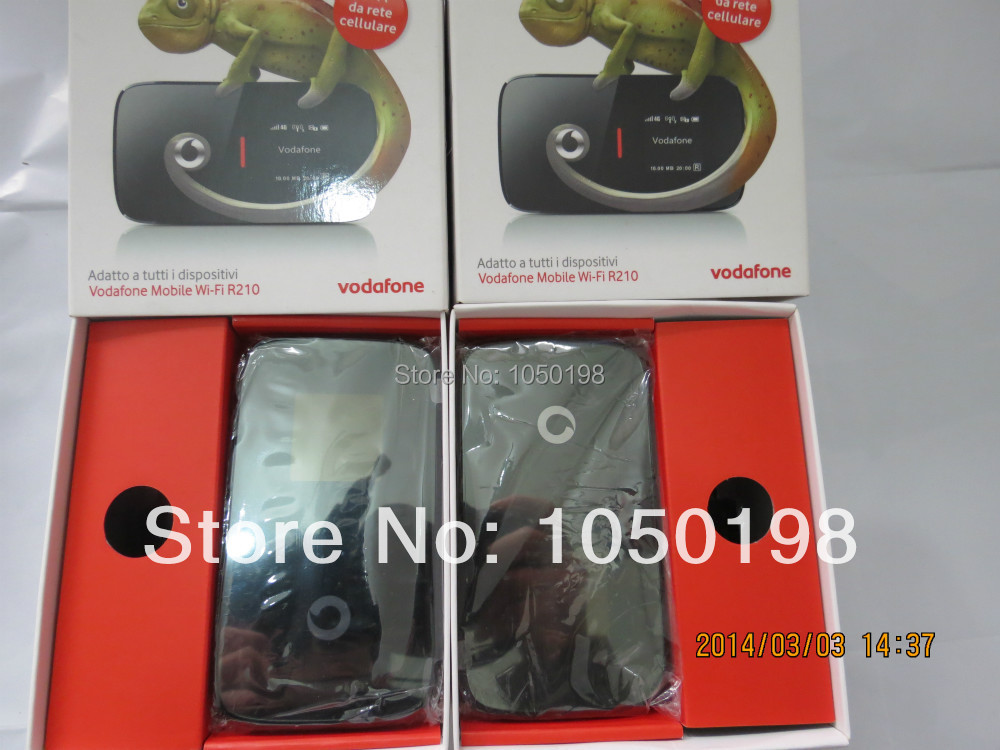 Huawei Vodafone R210 LTE Mobile Wifi Router 100Mbps original unlock lte 100mbps vodafone mobile wi fi r210 huawei 4g lte wireless router