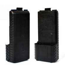 2017 Baofeng UV-5R Extended Battery Case 6*AA Extended 5R Battery Case Box Portable Radio Transceiver Walkie Talkie Battery