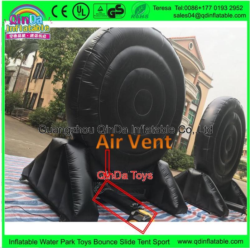 foot dart \'s air vent