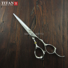 free shipping Professional hair scissor   suntachi scissors  hair scissors japaness steel Titan scissors
