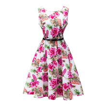 Floral Dress (3 Color Schemes)