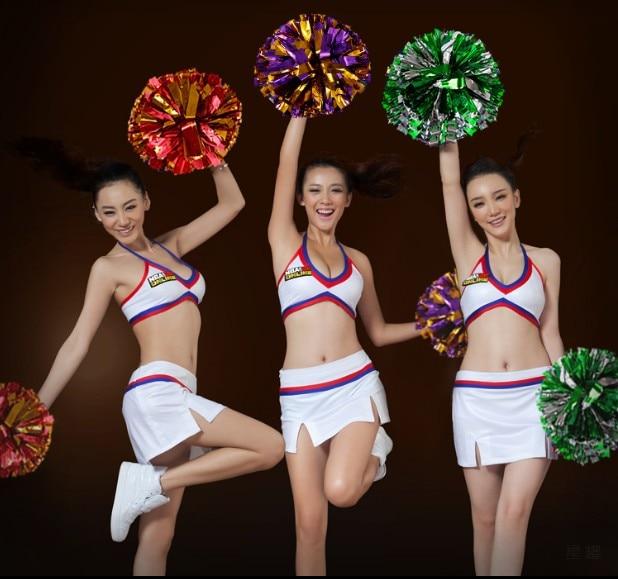 1pcs Cheerleading Pom Poms