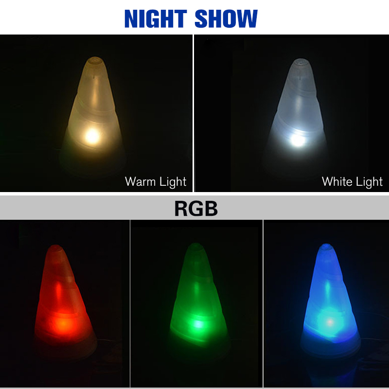 Outdoor LED Solar Lights Waterproof IP65 Cone Hanging Lamp Lanterns Automatic Solar Energy Charging Garden Decoration Light ABS in Solar Lamps from Lights Lighting