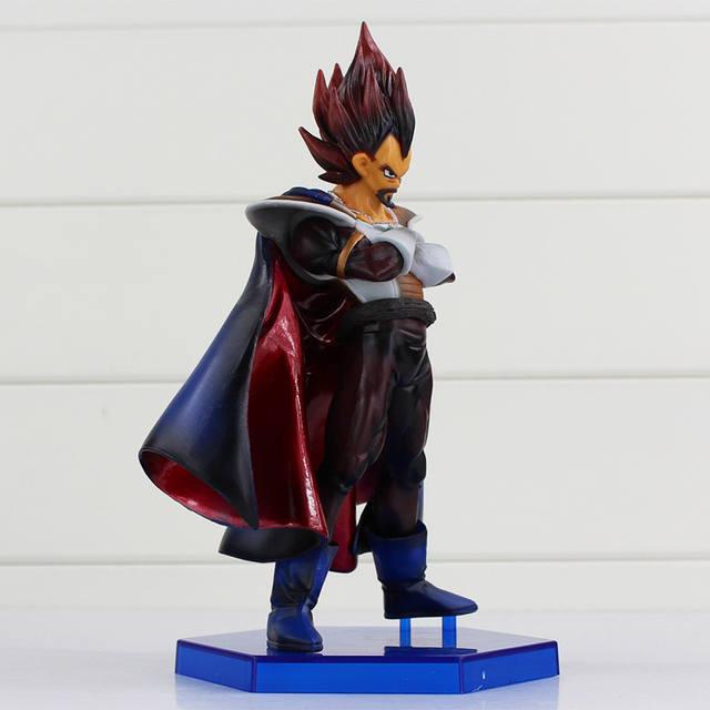 Dragon Ball Z Legend of Saiyan Action Figure Vegeta
