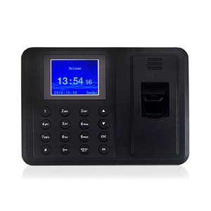 Biometric Fingerprint Time Att