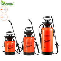 3/5/8L Pressure Sprayer Air Compression Pump Hand Pressure Sprayers Agricultural Gardening Watering Plant Lawn Spray Bottle