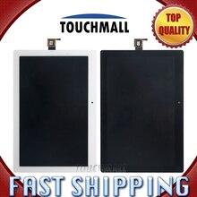 Для новых ЖК-дисплей Дисплей Сенсорный экран сборки Замена Lenovo Tab 2 A10-30 YT3-X30 X30F TB2-X30F X30 черный белый цвет; Бесплатная доставка