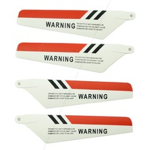 Cheap Free shipping 4pcs set Syma S107G font b RC b font Helicopter toys accessories S107C