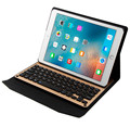 Luxury keyboad case For ipad air 1 Bluetooth ABS Keyboard Case For apple iPad 5 leather Cover with Stand function for ipad air1