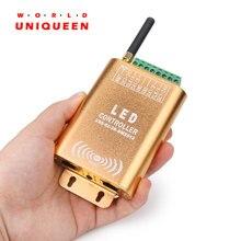 Connessione wifi controller SPI, 2048 pixel LED indirizzabile digitale controller, regolatore della luce di striscia di colore di sogno con micphone
