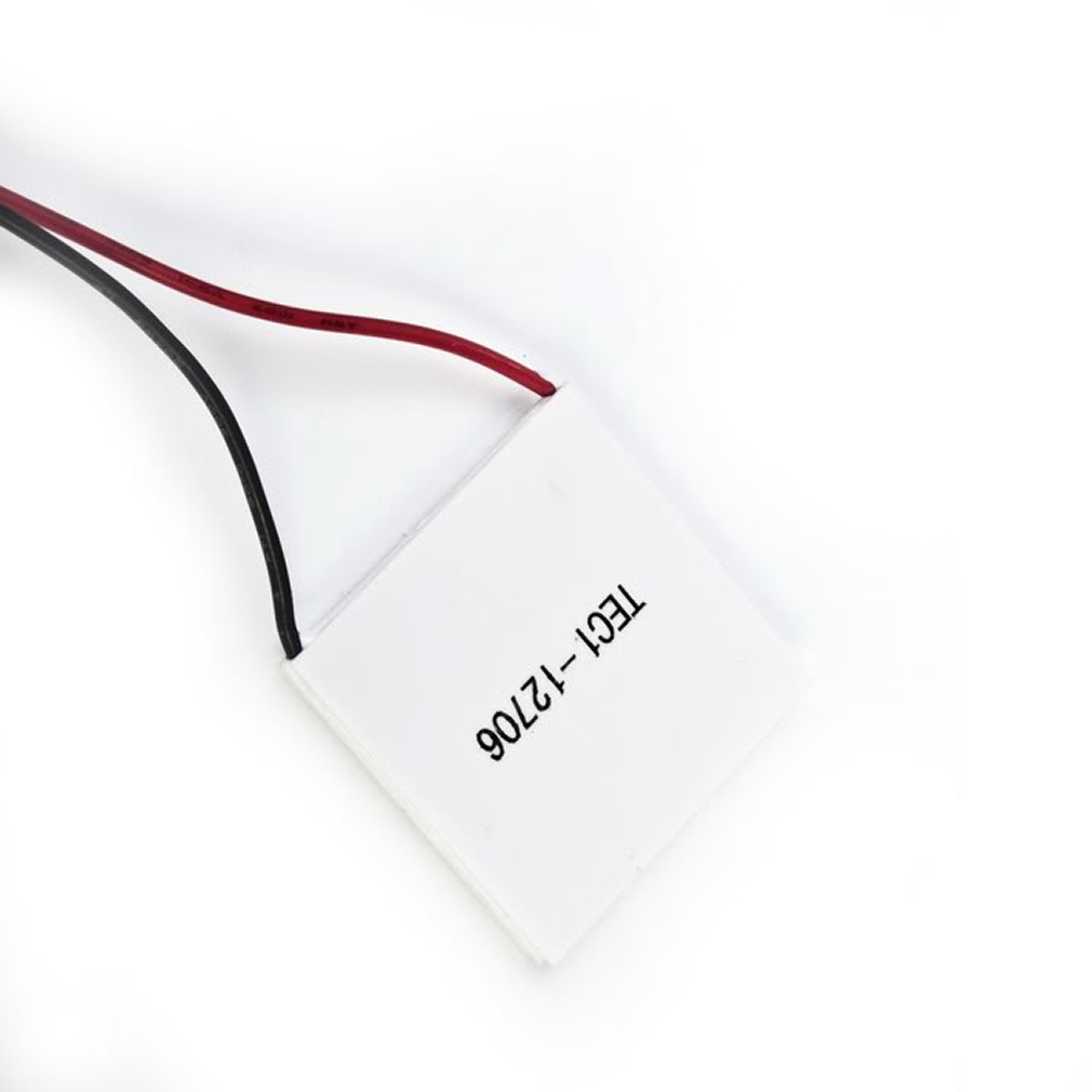 1Pc 40 * 40mm Thermoelectric Power Generator High Temperature Generation Element Peltier Module TEC High Temperature 150 degree 2pcs 40 40mm thermoelectric power generator high temperature generation element peltier module teg high temperature 150 degree