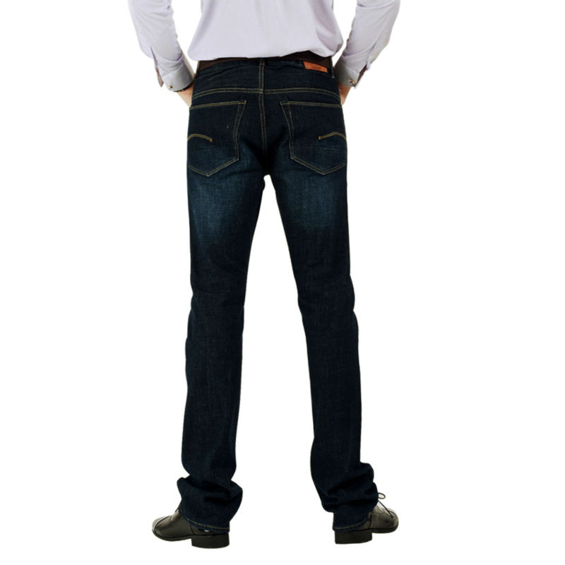 ¡Guauu! Brand Jeans Men Casual Denim 100% algodón Jeans para hombre - Ropa de hombre - foto 2