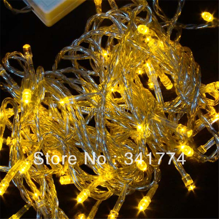 New 30 m leds led string lighting new year christmas garden new 30 m leds led string lighting new year christmas garden christmas lights garland curtain chandelier fairy wedding decoration in led string from lights aloadofball Image collections