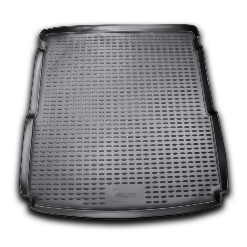 Car trunk mat for Volkswagen Passat B7-VARIANT 2011-2015 Element NLC5134B12 защита радиатора volkswagen passat b7 premium