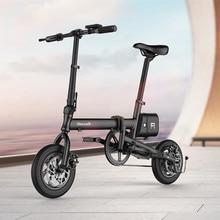 Ideawalk F1 city electric folding bicycle, intelligent electric bicycle, mini folding car instead of walking