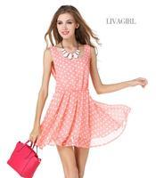 Новинка лета 2016 европейских и американских милый розовый горошек платье в горошек платье с лямкой на шее