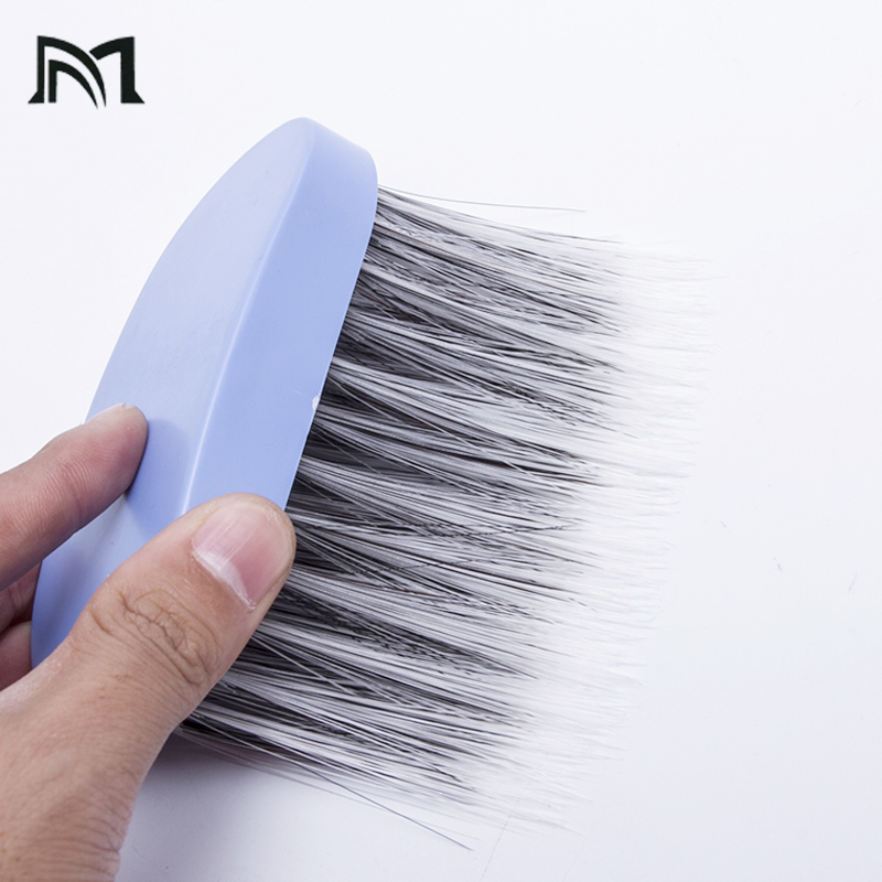 Professional Hairdressing Shave Brush Soft Salon Hair Cutting Neck Duster Clean Haircut Styling Tools