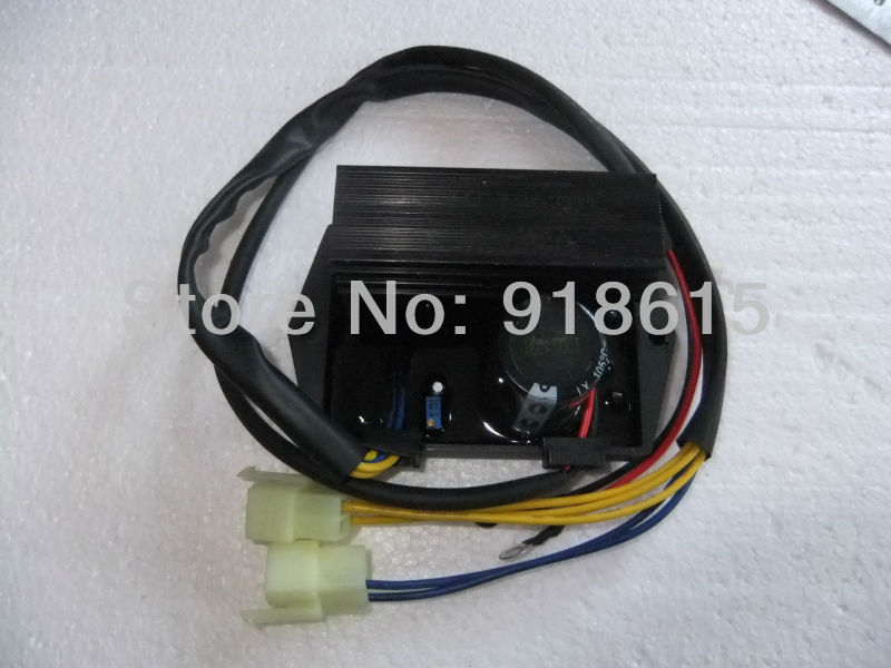 free shipping GTDK GFC9-3A7G  AVR automatic  voltage regulator three phase gasoline generator parts free shipping 8 5kw 15kw avr gasoline generator automatic voltage regulator suit for other brand