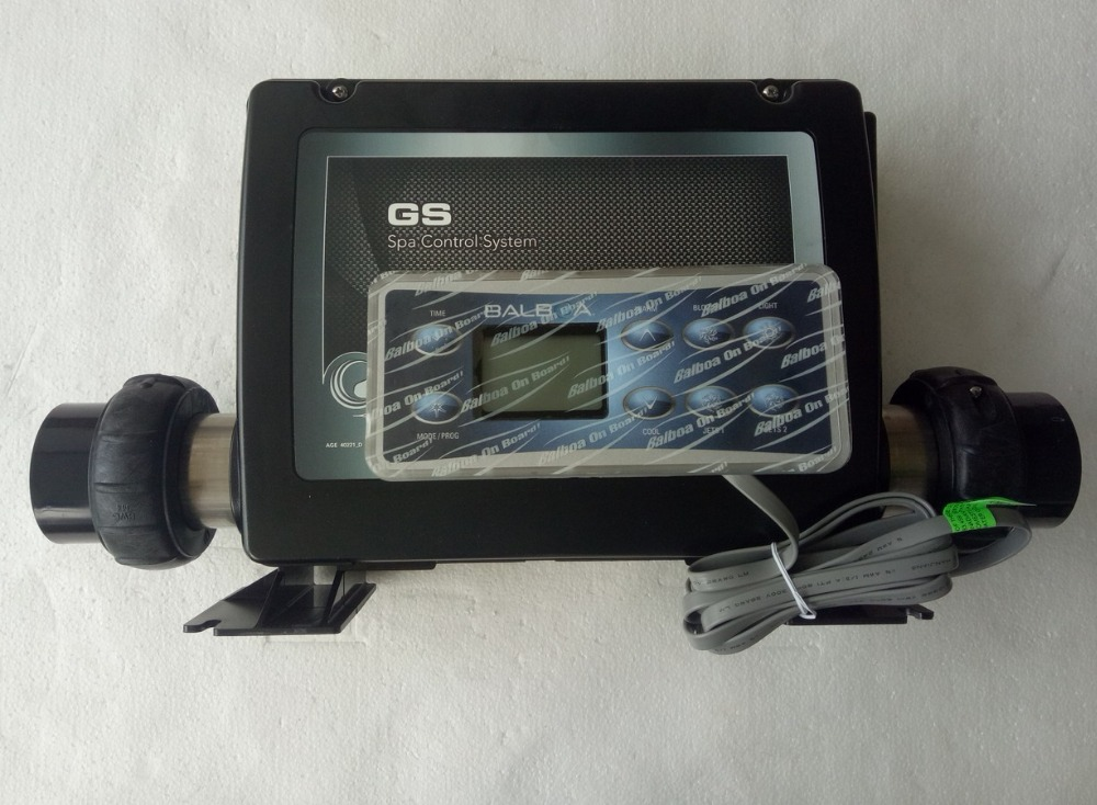 Balboa GS523DZ + VL801D 1001