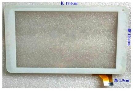 Новый оригинальный 7 дюймов tablet емкостной сенсорный экран YCG-C7.0-0086H-FPC-01 бесплатная доставка
